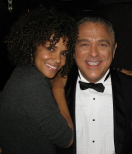Halle Berry and Eric Pollins at Tony n' Tina's Wedding
