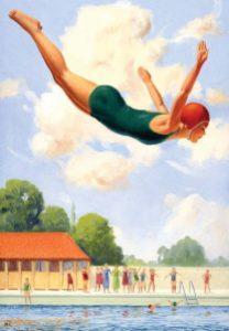 girldiving