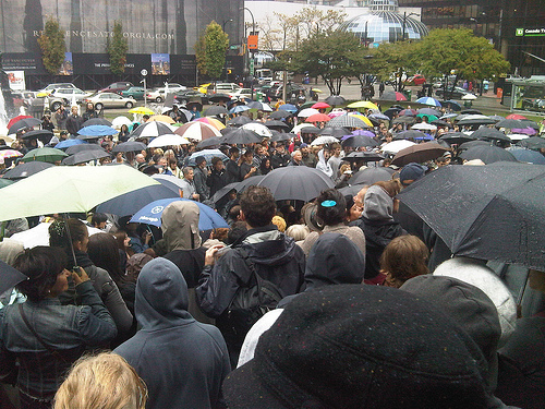Arts Strike at the VAG: this is a world without art